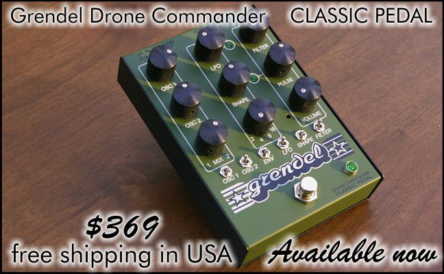 GDC Classic Pedal Available Now