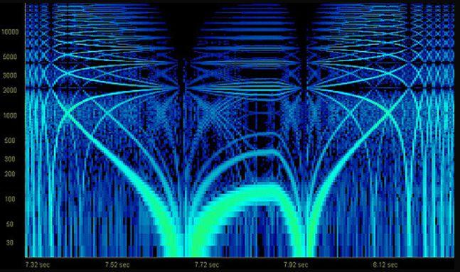 Tune in Tokyo spectrogram 2